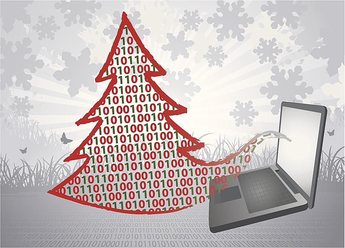 Fondos De Pantalla Navidenos: 7 Páginas Con Fondos De Pantalla De Navidad