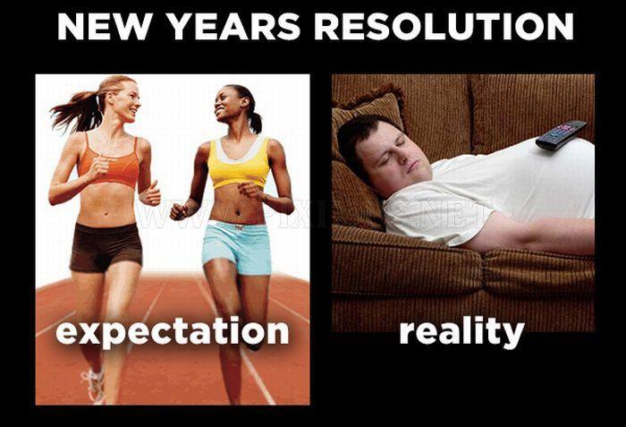 Expectation vs Reality meme