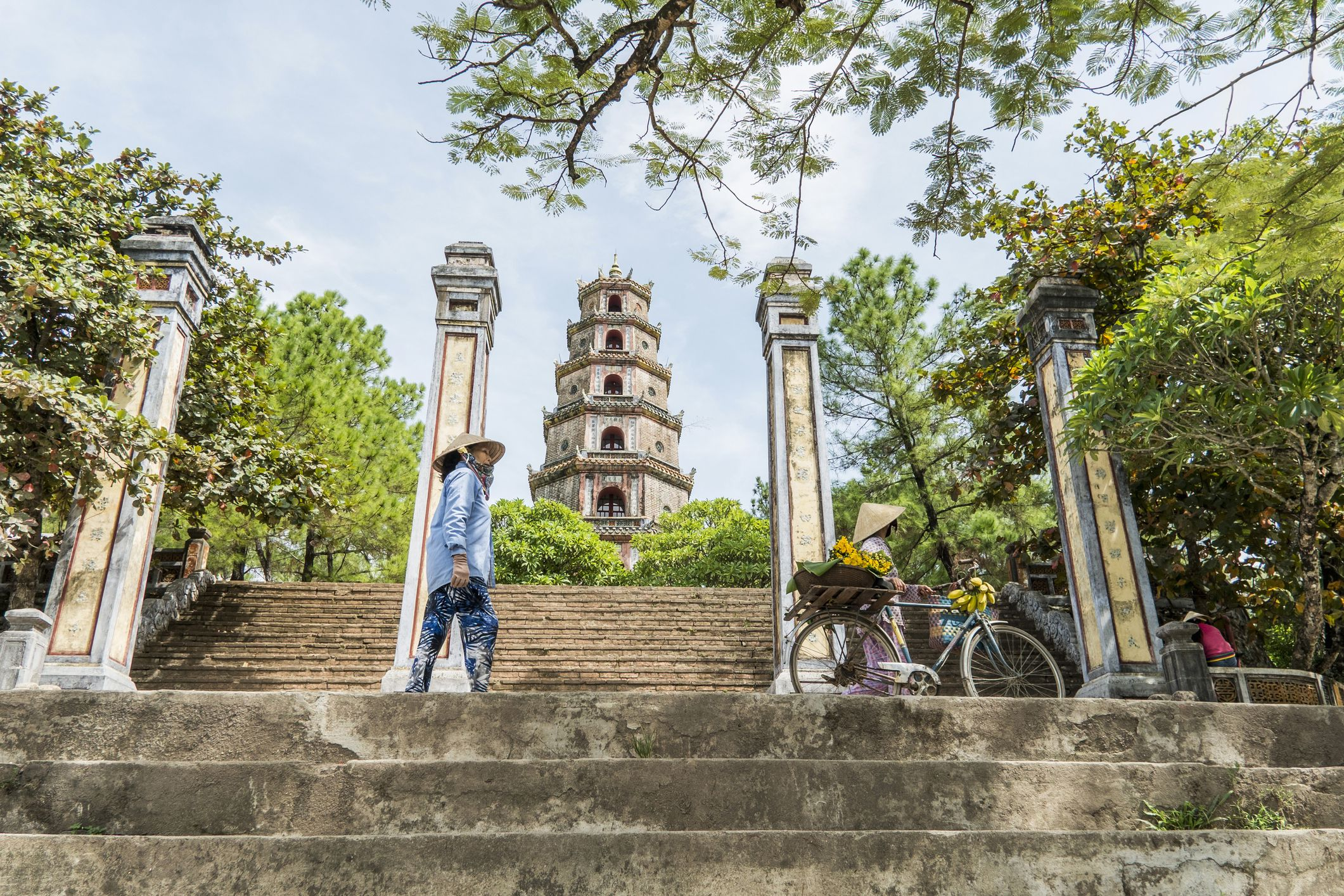 Hue in Central Vietnam: an Inside Look at Vietnam's Old Royal Capital