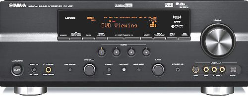 yamaha rx v861 7 1 channel receiver with hdmi