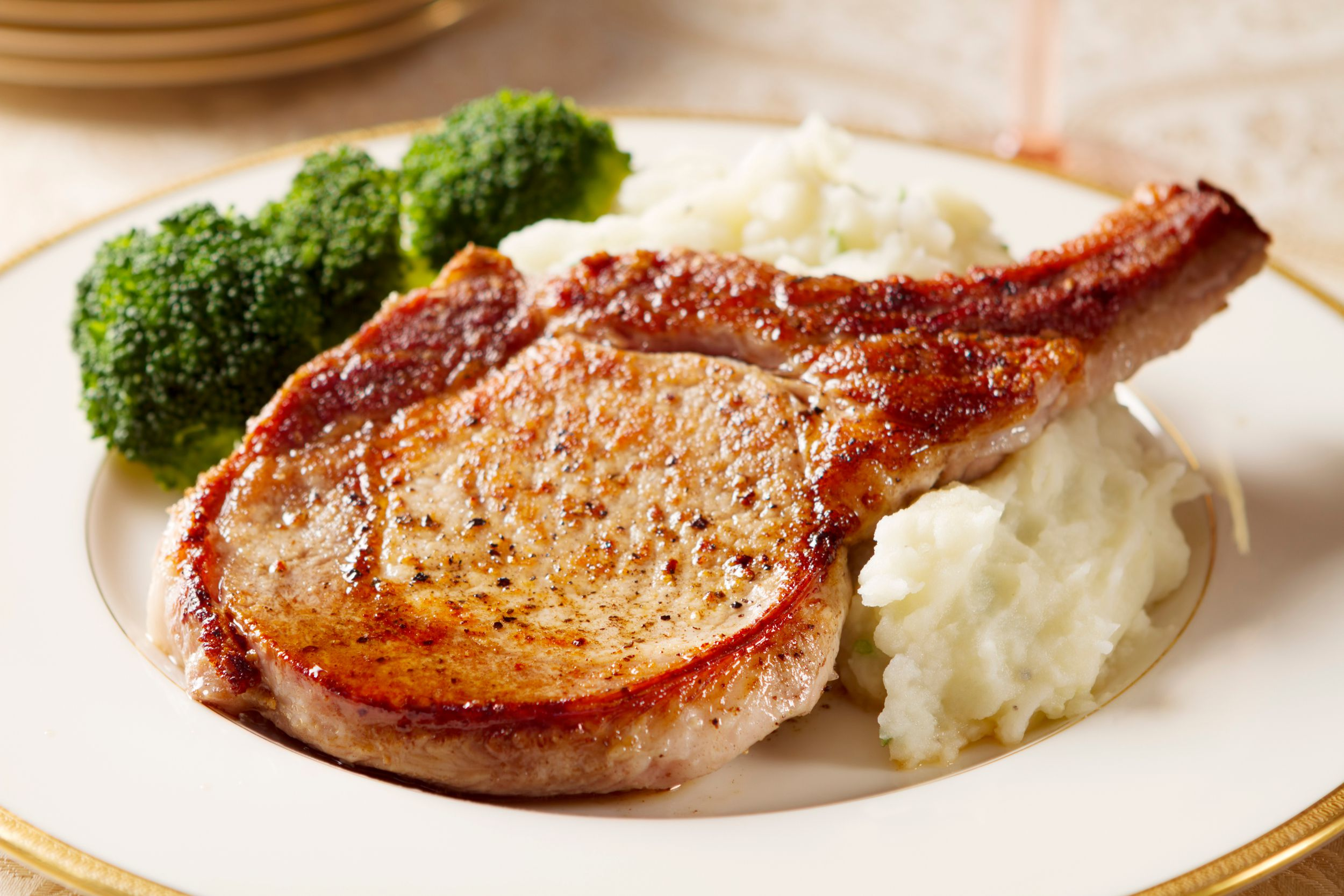 Perfect Juicy Pork Chops Recipe