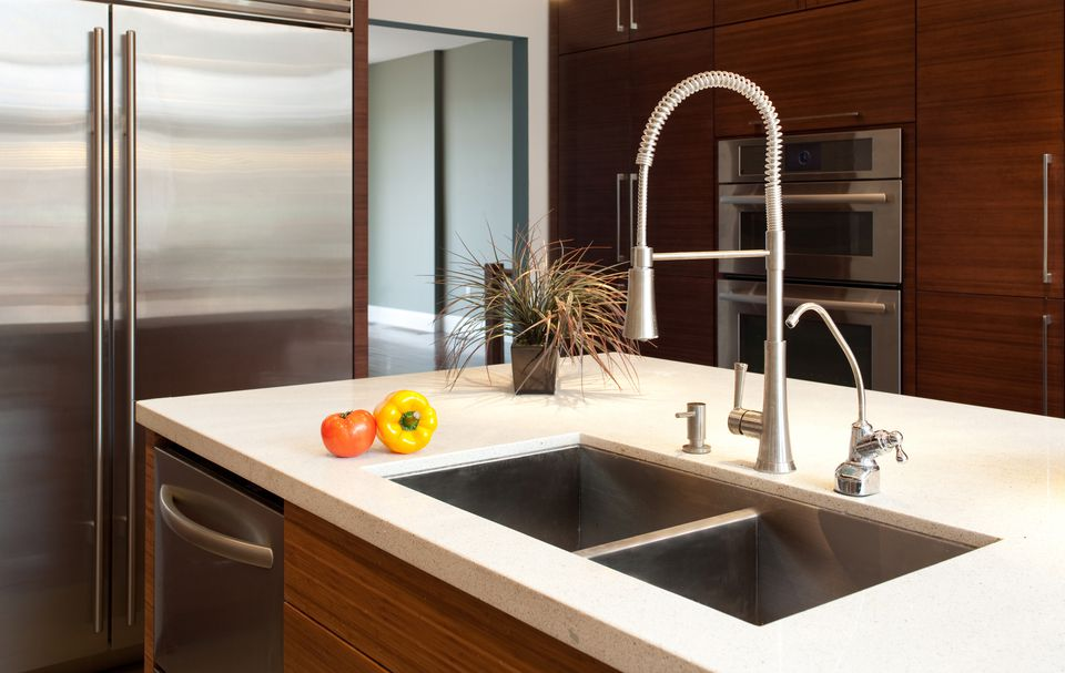 Basic kitchen sink types low divider double basin sink workwithnaturefo