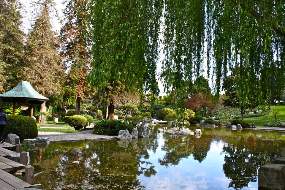 Japanese Friendship Garden at Kelley Park, San Jose
