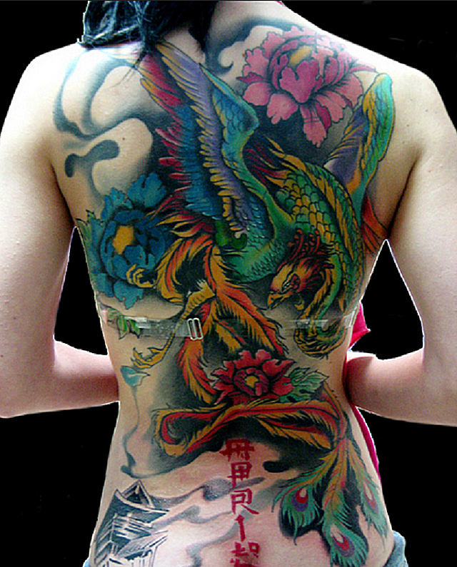 Ave Fenix Tatuaje Significado 6951 Timehd