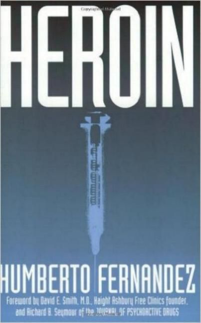 Heroin Book Cover