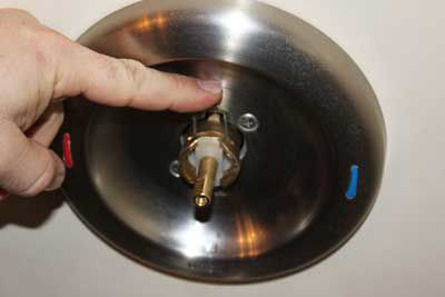 How To Repair A Moen Shower Pressure Balanced Valve