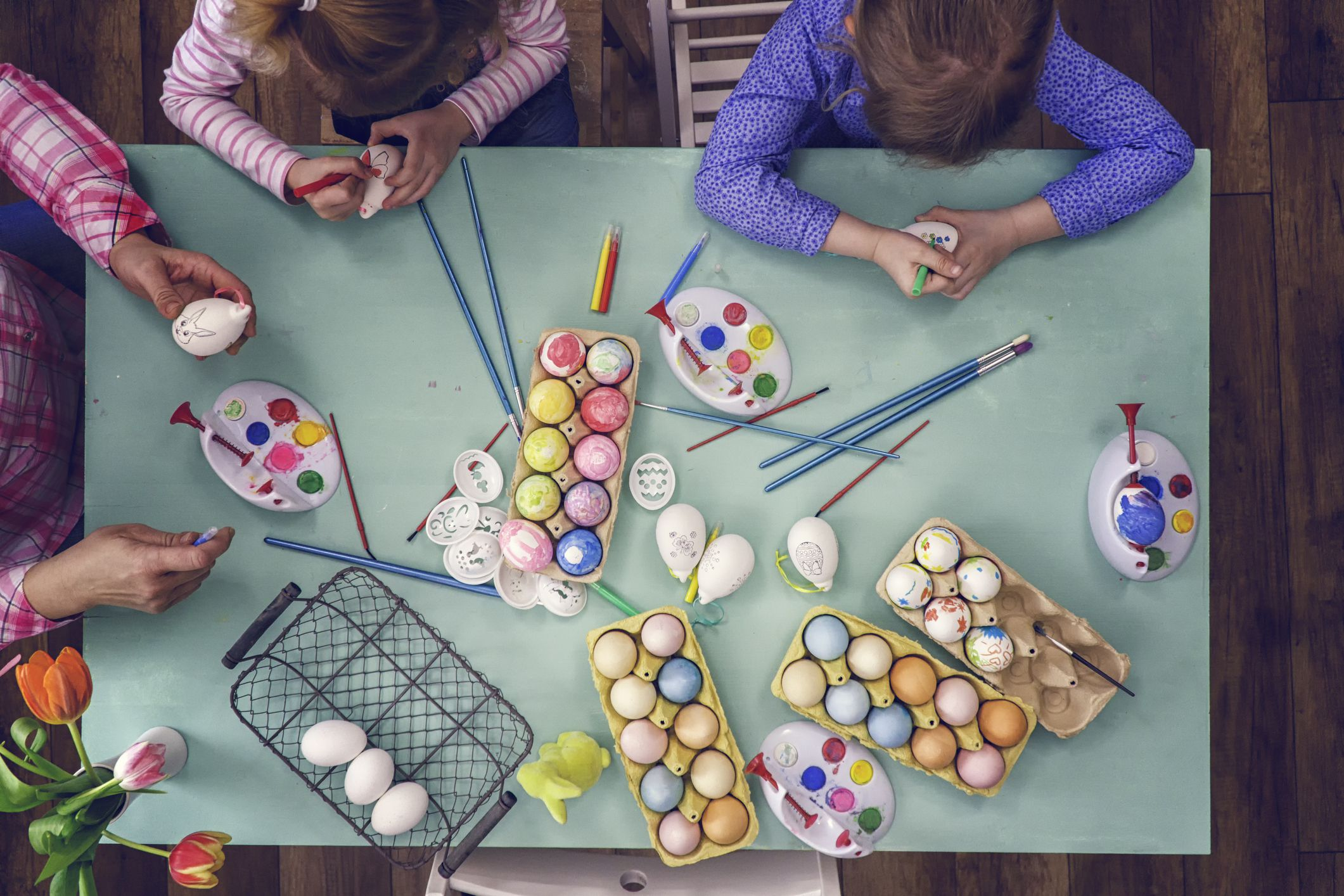 Fun easter crafts for preschoolers for Easter craft for preschool