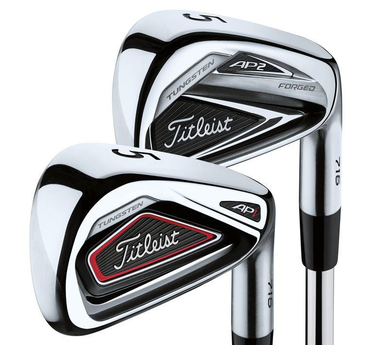 Titleist AP1 and AP2 irons