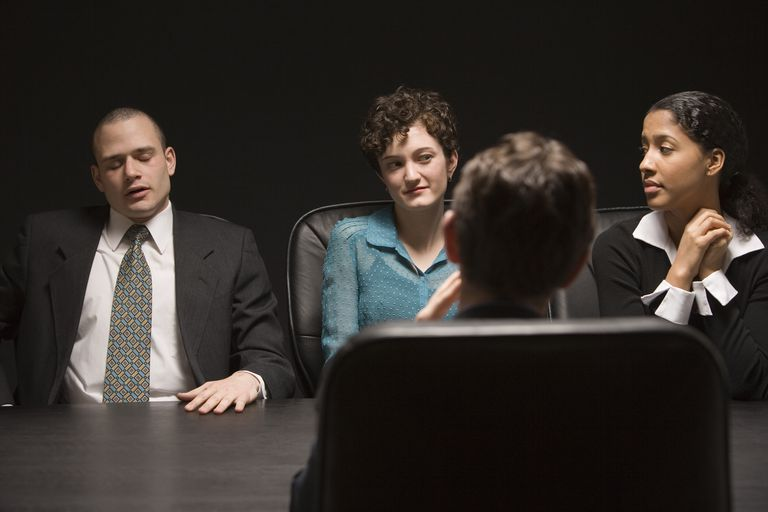 panel interview