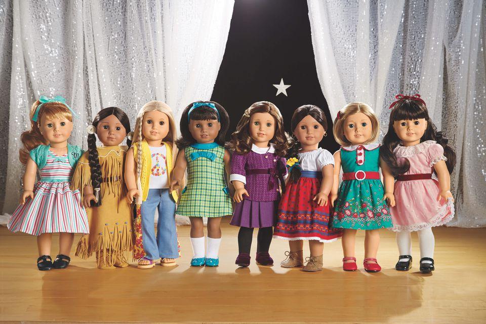 American Girl BeForever Historical Dolls