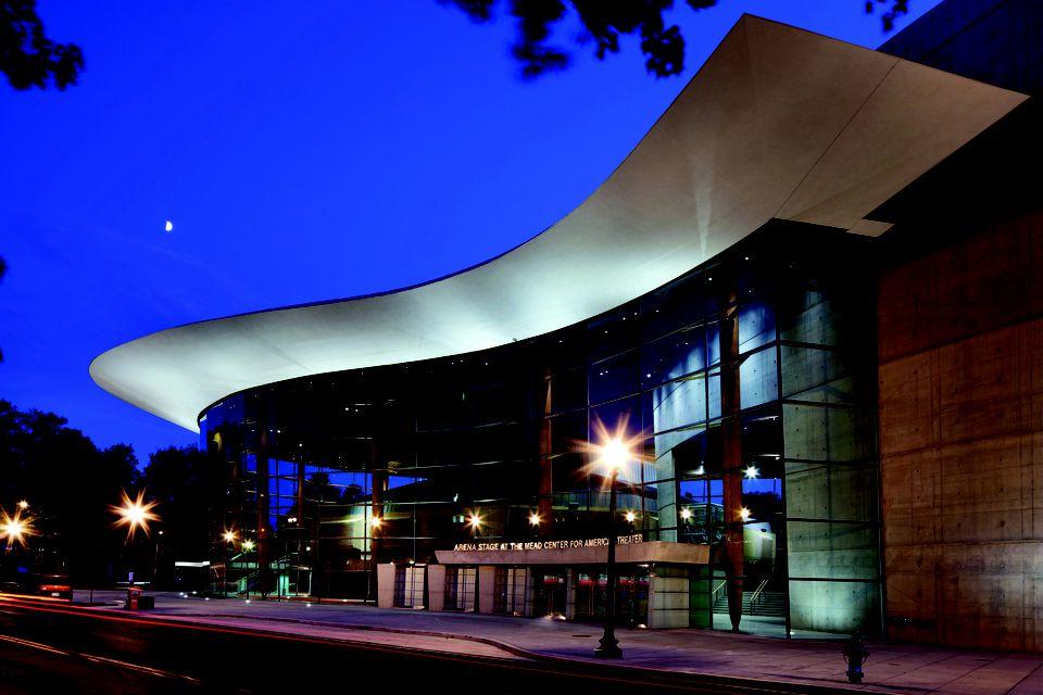 arena stage exterior