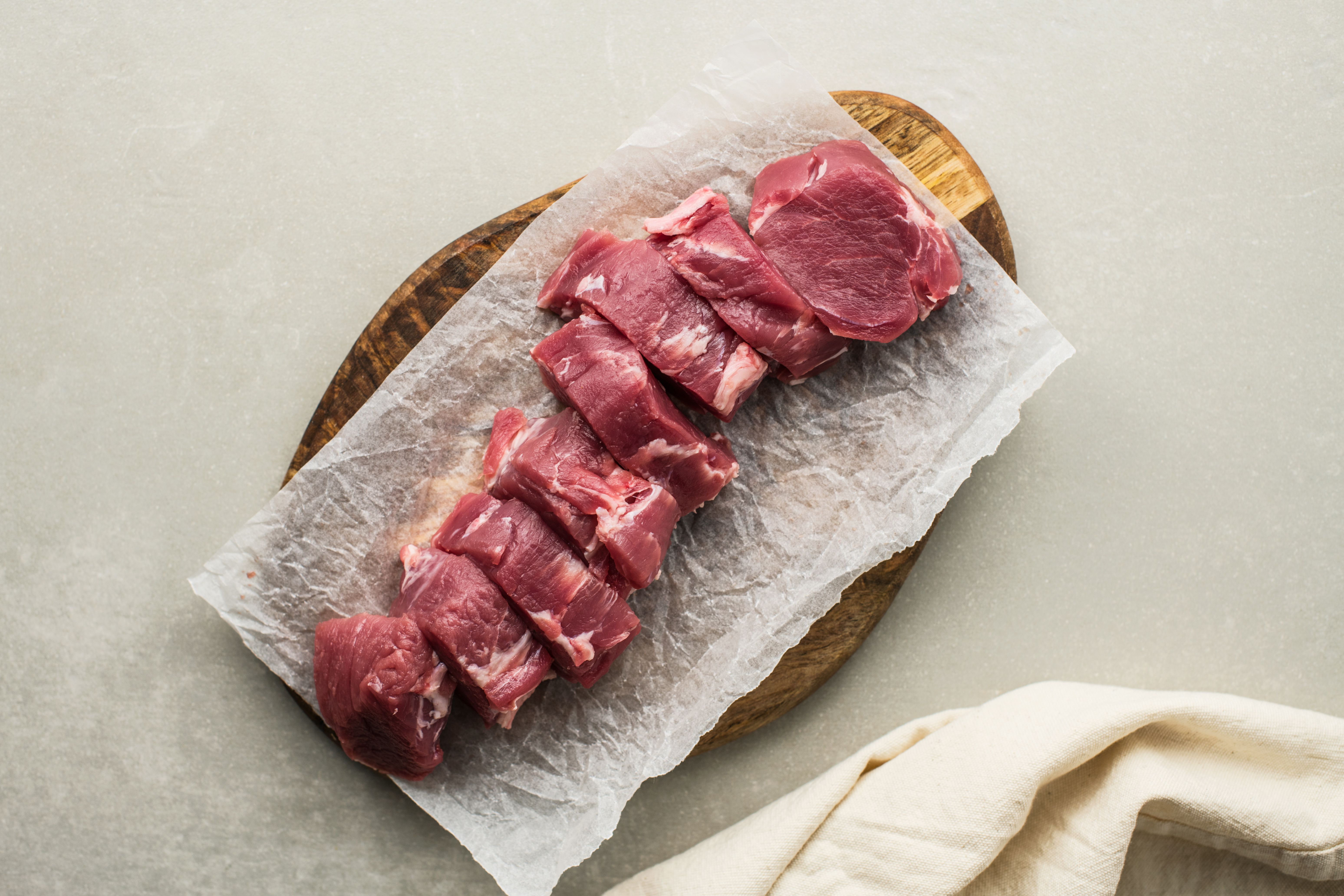 Pork Tenderloin Medallions With Marsala Sauce Recipe