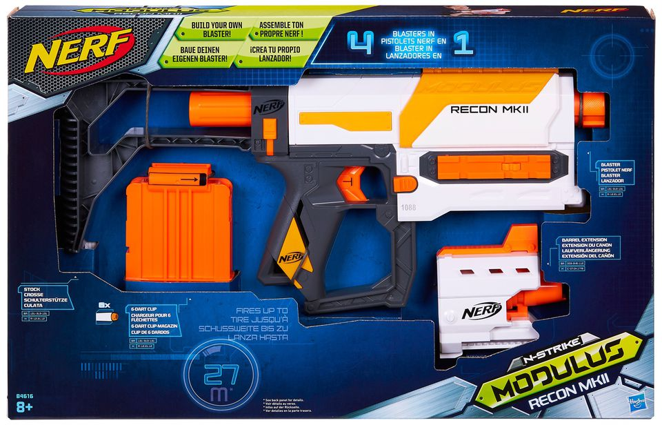 Modulus Recon MKII Package