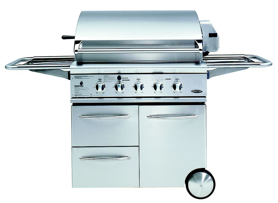 DCS 48-Inch Professional Gas Grill