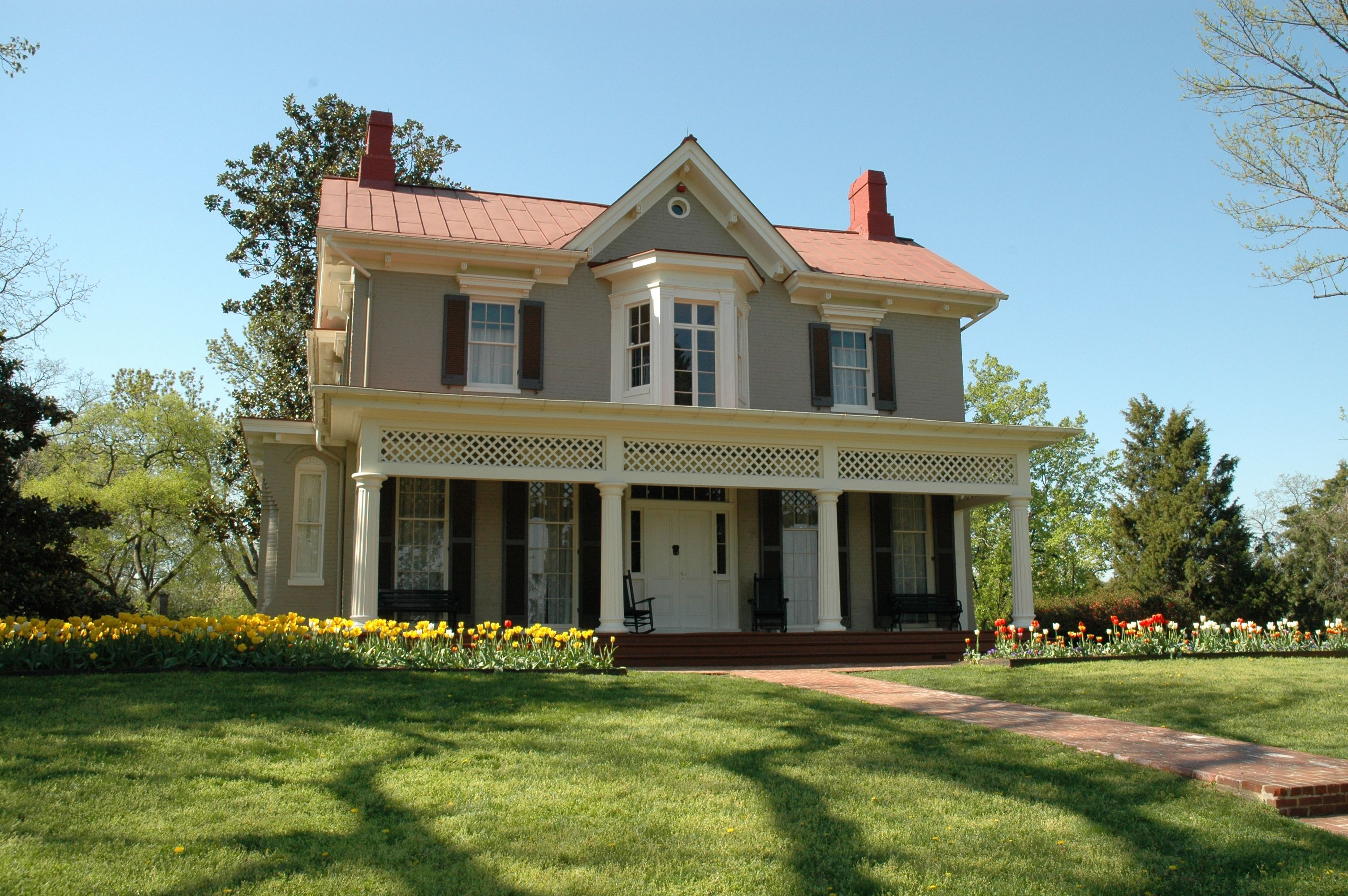 Frederick douglass national historic site washington dc for Fredrick house