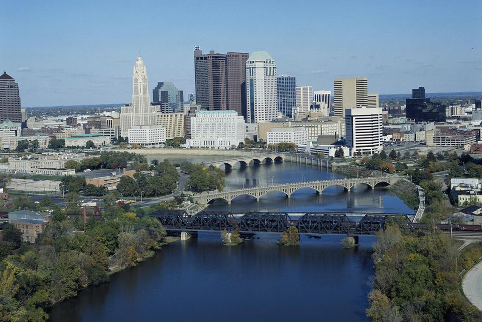 Skyline - Columbus, Ohio