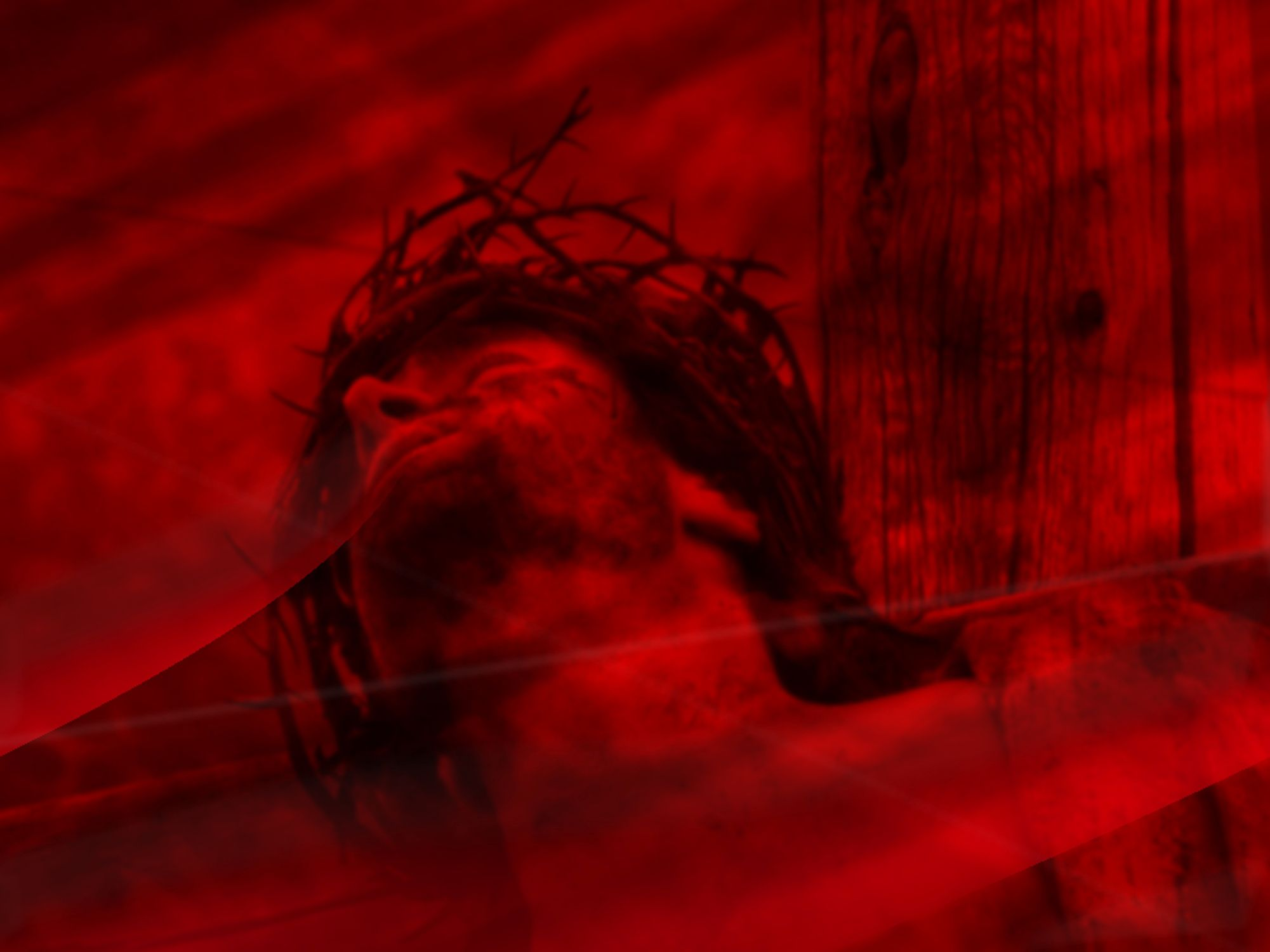 why the blood of jesus christ is all important