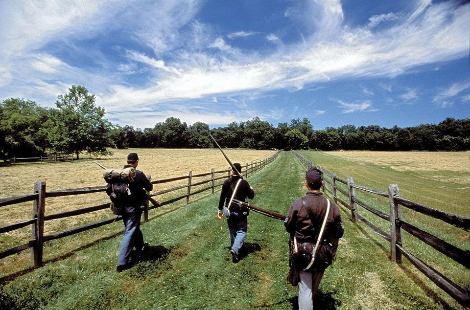 Antietam Battle Field