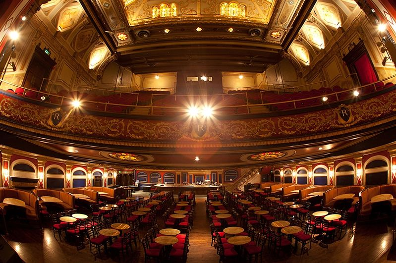 Montreal music venues, concerts, and live shows.