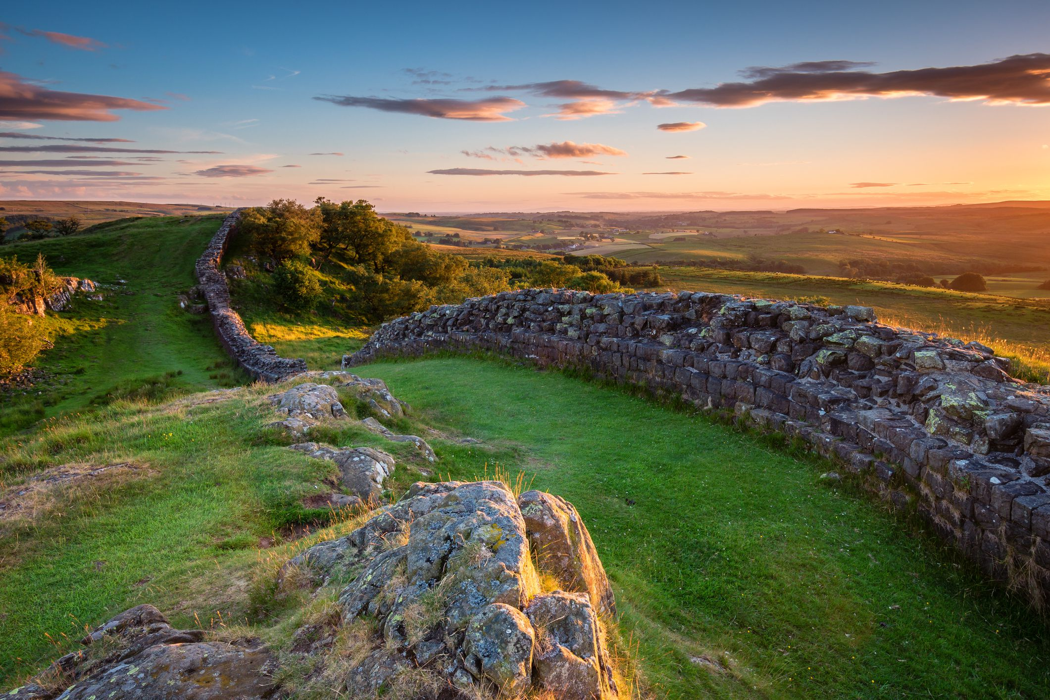 Hadrian's Wall: The Complete Guide