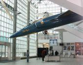 Cradle of Aviation Museum lobby