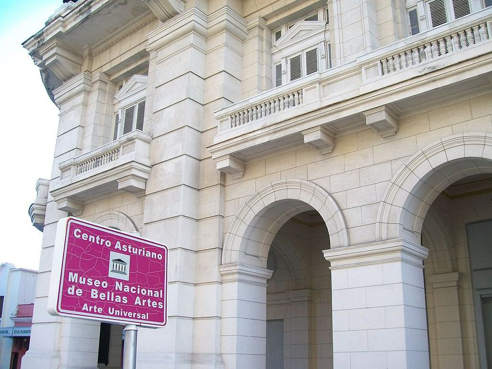 Havana's art museum