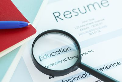 What To Do When Youve Lied on Your Resume