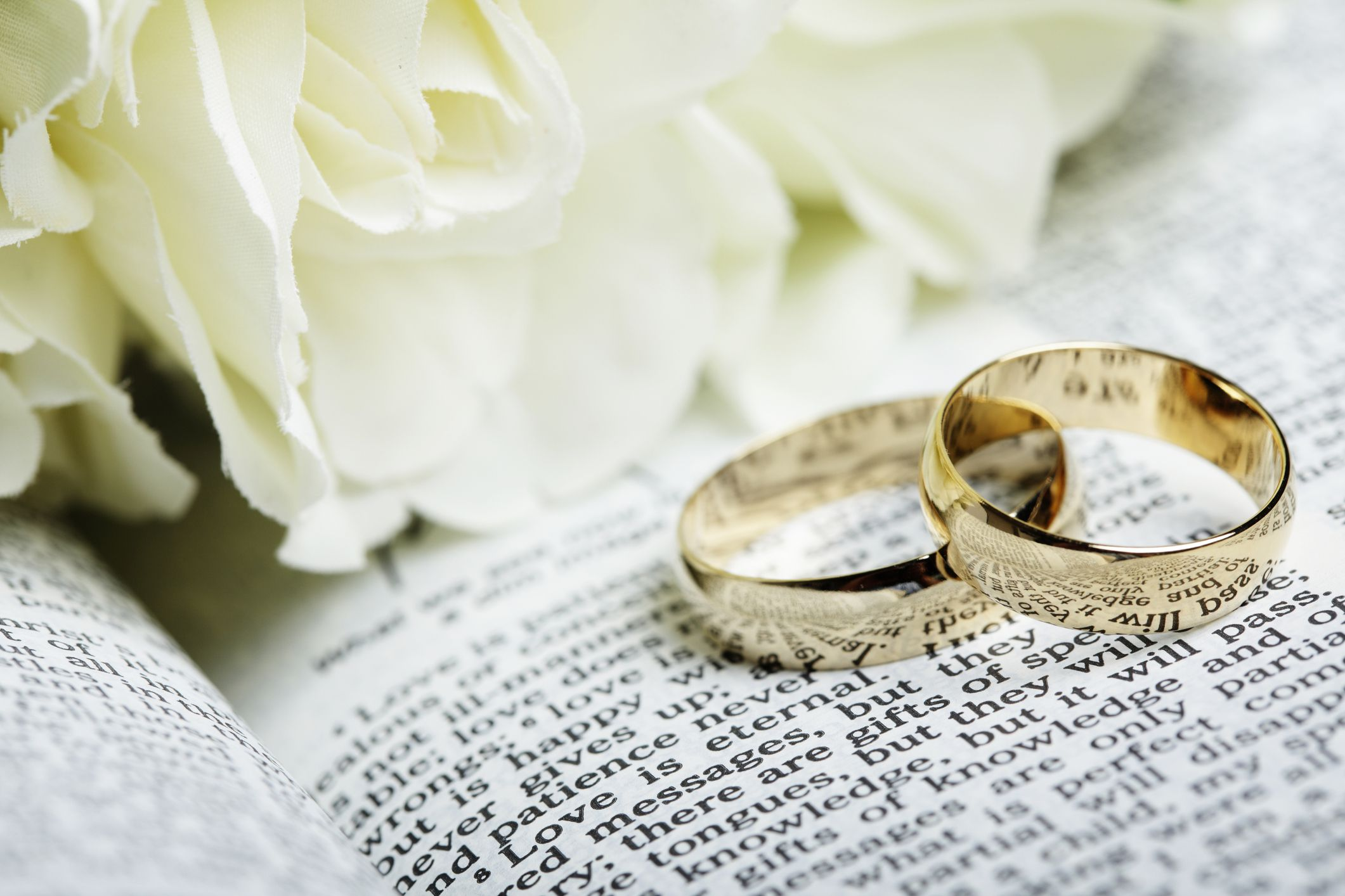 What Does The Bible Say About Marriage