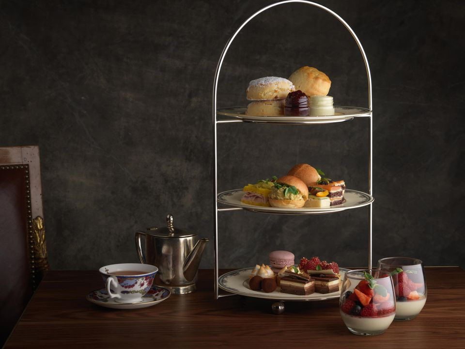 Afternoon Tea at the Fairmont