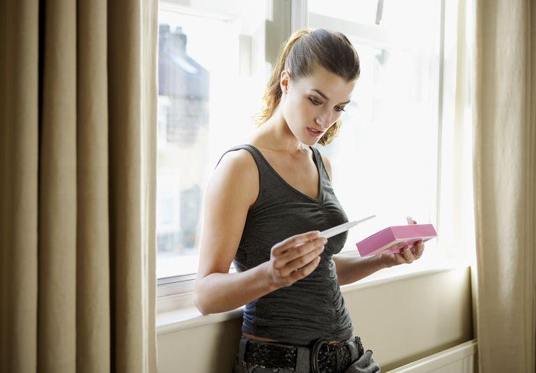 Pregnancy Test Instructions