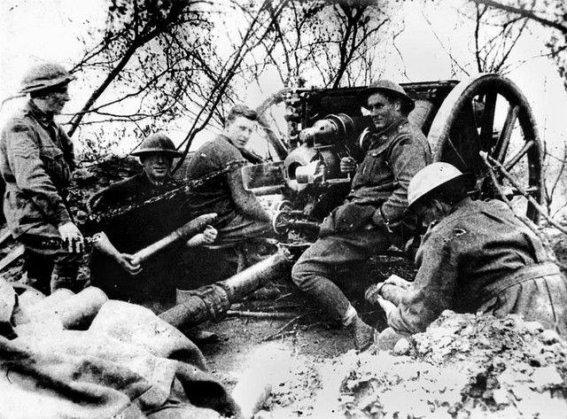 Causas de la entrada de Estados Unidos en la primera guerra mundial