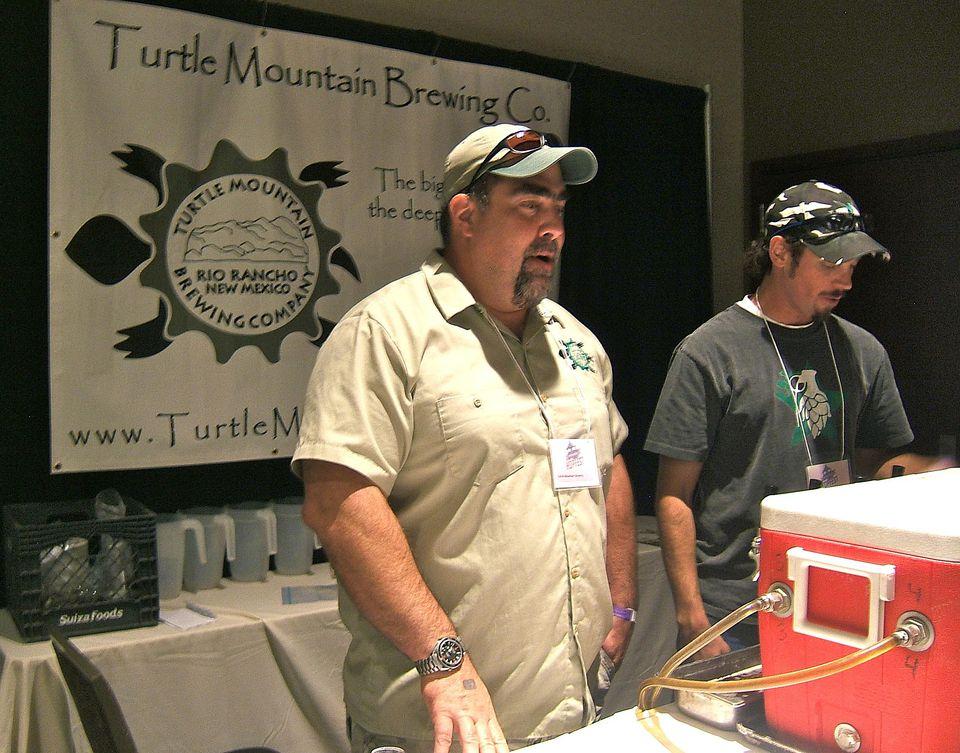 Turtle Mountain Beer