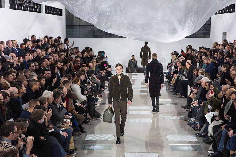 Louis Vuitton : Runway - Paris Fashion Week - Menswear F/W 2016-2017