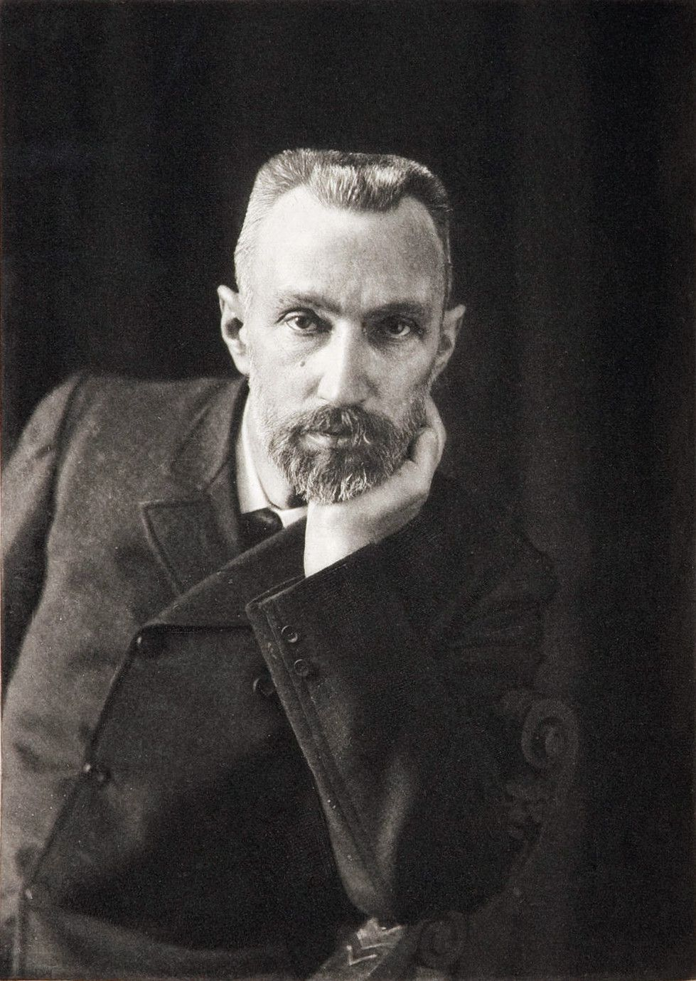a biography and life work of pierre curie a french physicist Marie curie was born maria french physicist antoine henri becquerel discovered natural radioactivity marie and pierre curie shared the nobel prize.