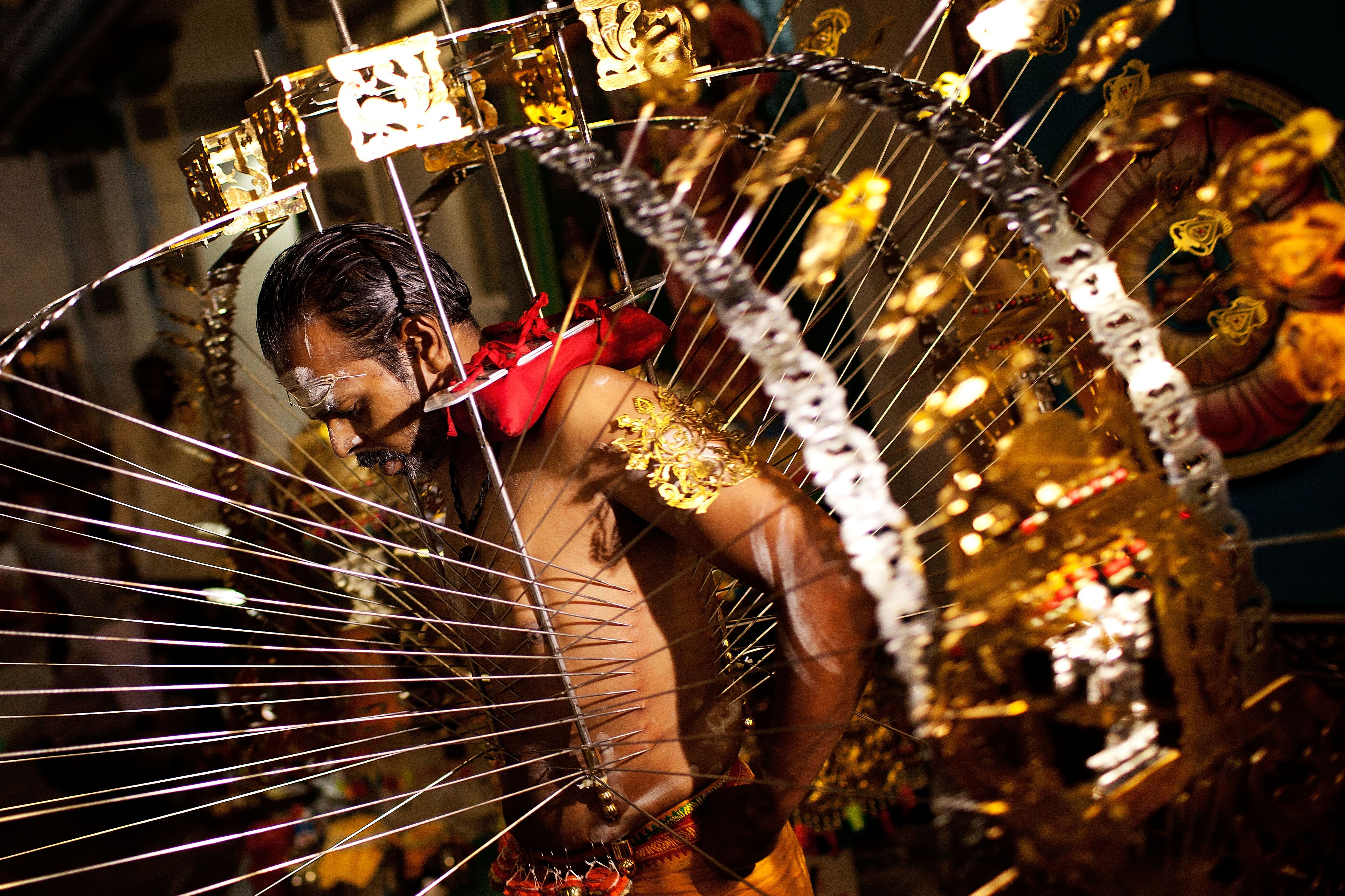 What Is Thaipusam Why Do People Pierce Their Bodies