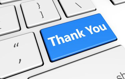 thank you email after phone interview