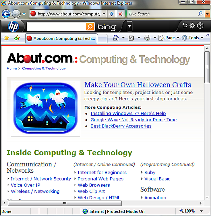 how to add custom search engines to internet explorer 8 web browser - Web Design Project Ideas