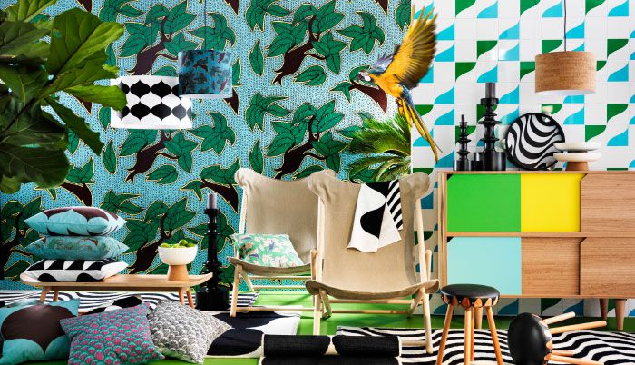 IKEA Takes Us To Brazil With The TillFalle Collection