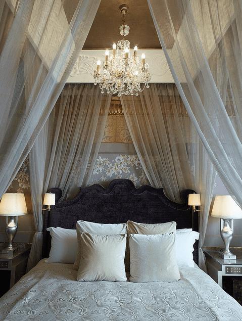 Habitación romantica