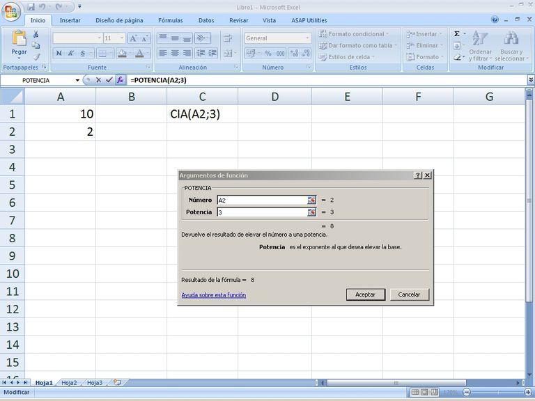 Funciones en Excel: Tutorial rápido