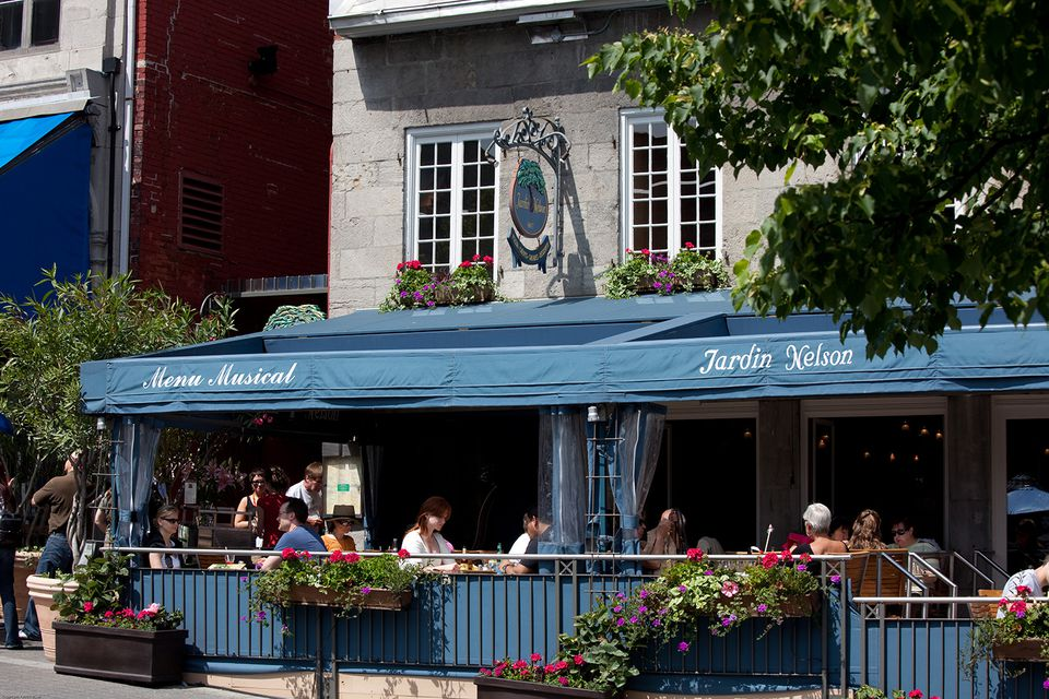 Montreal jazz clubs best jazz in the city for Jardin nelson