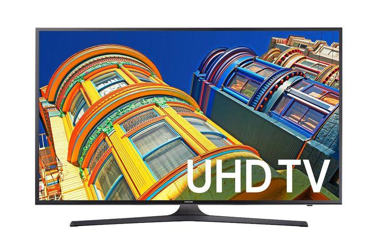 Samsung UN-KU6300 Series 4K UHD TV