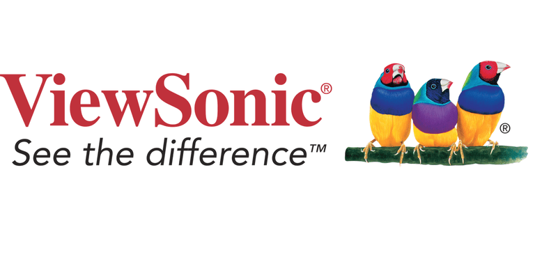 Picture of the ViewSonic logo