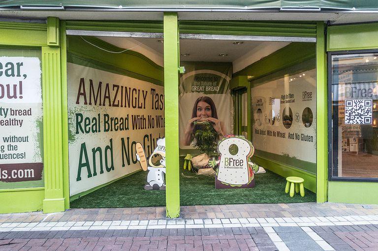 "Bfree Real Bread ""Pop-Up Shop"""