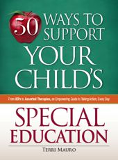 50 Ways to Support Your Child's Special Education