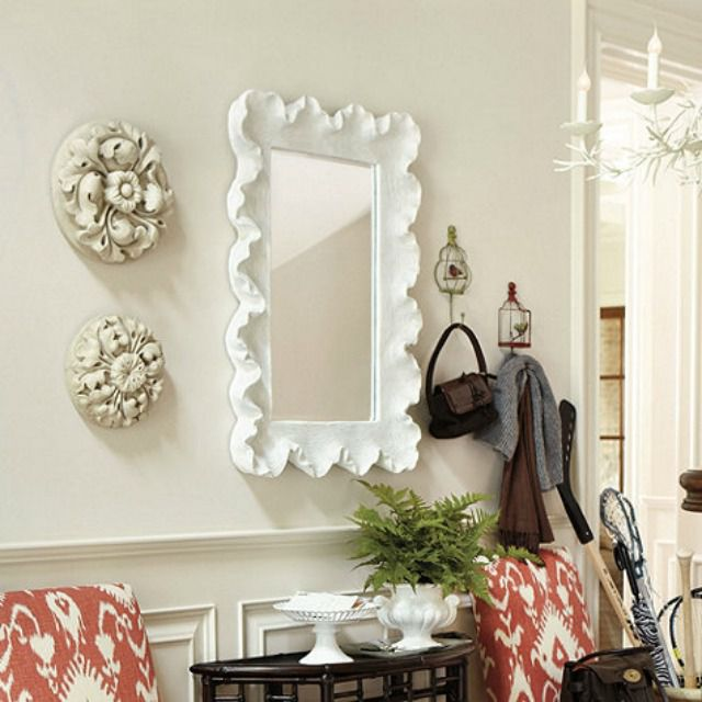 Ballard Atoll Mirror In Entryway Designs