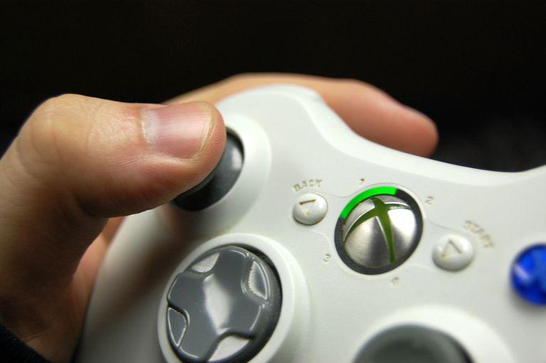 Xbox live controller