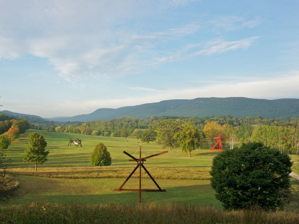 Storm King Art Center, 6 Great Art Destinations in the Hudson Valley
