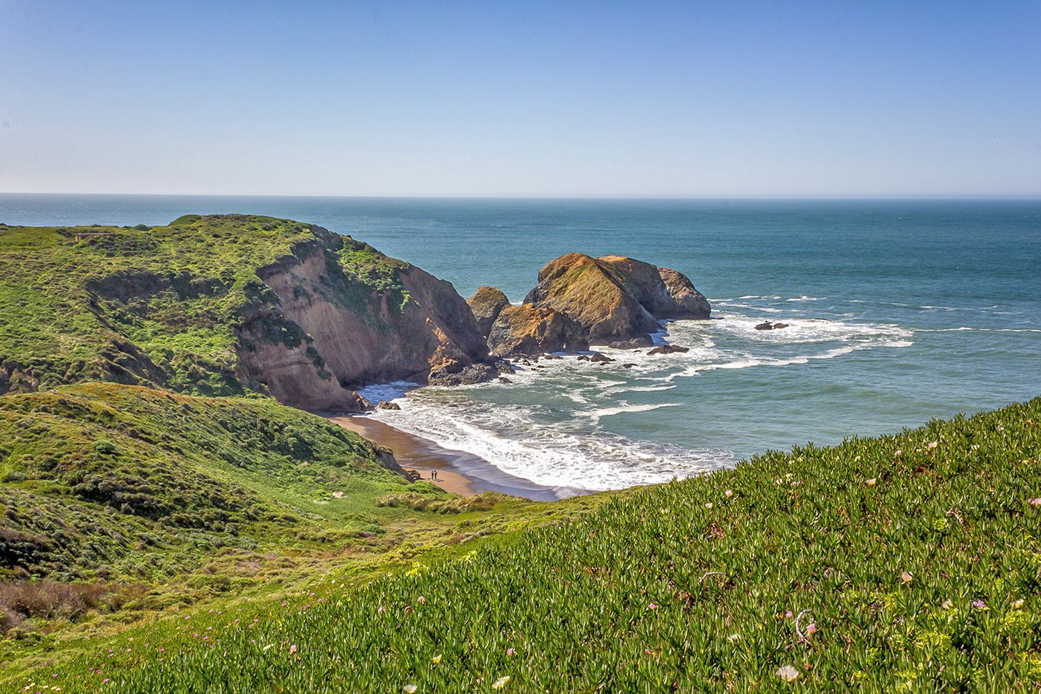 South Rodeo Nude Beach, Marin County-6275