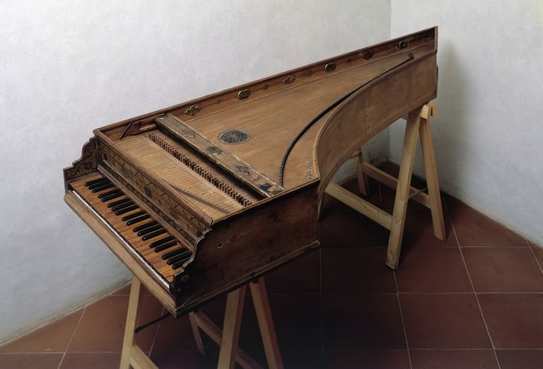 16th Century Harpsichord